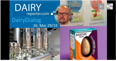 Dairy Dialog podcast 26: Danone Nutricia plant opens, Butlers Farmhouse Cheeses cheese Easter eggs, BioGrowing probiotics